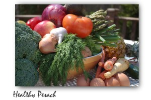 Healthy Pesach Fruits and Vegetables