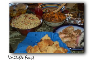 Veritable Thanksgiving Feast